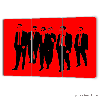 Reservoir Dogs - Kunstwerk - Pop Art - Pop-Art-Gemälde